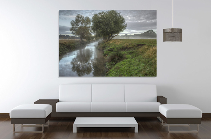 Misty morning in Richmond Park Nick Jackson Photography ArtworkPictures & paintings