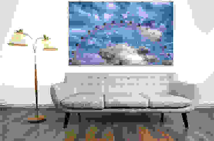 Top half of the London Eye Nick Jackson Photography ArteCuadros y pinturas