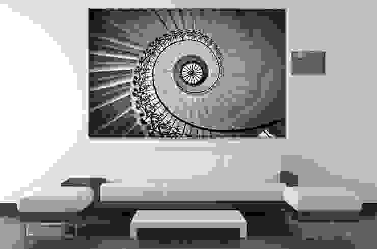 The Tulip Staircase, Greenwich Nick Jackson Photography ArteCuadros y pinturas