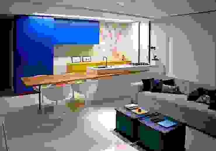 Comedores de estilo  por duse arquitetura.engenharia, Moderno