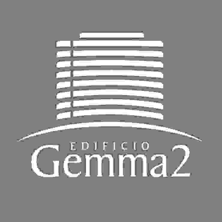 Marca Edificio Gemma2 Casas modernas: Ideas, imágenes y decoración de Akros S.R.L. Moderno