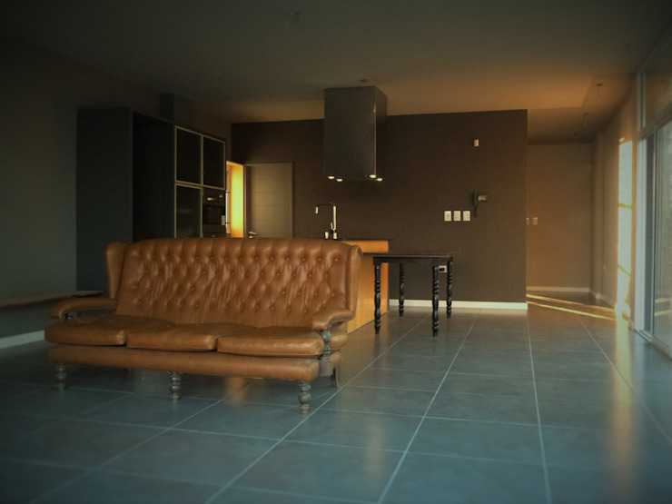 Salon moderne par Brarda Roda Arquitectos Moderne