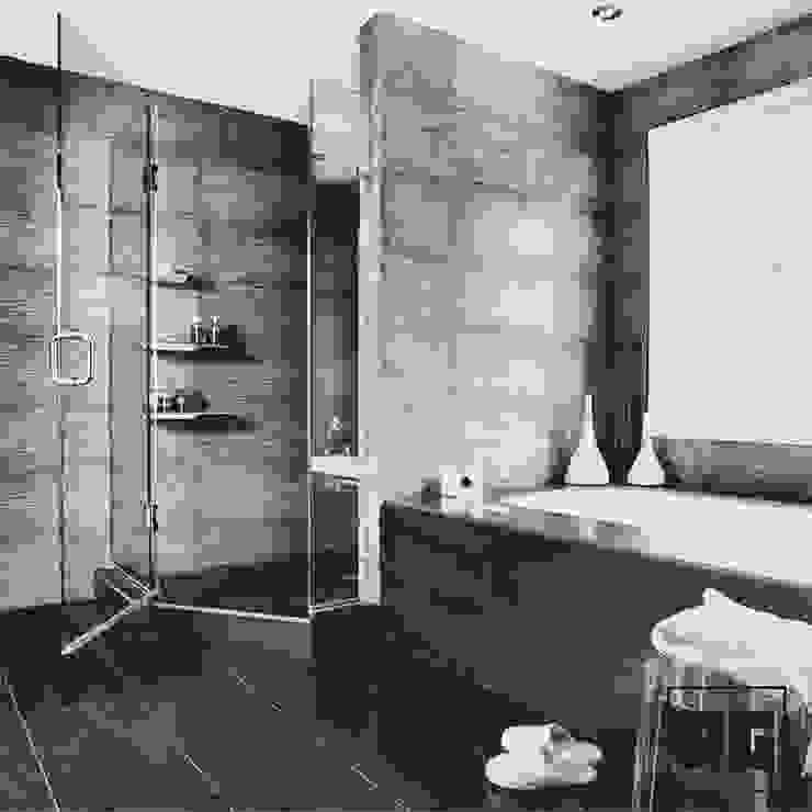 RAGHAN YAPI PROJE MİMARLIK Moderne Badezimmer