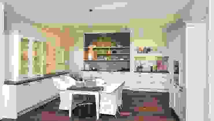 Landstil von I&E Küchen & Wohnen de Luxe Klassisch
