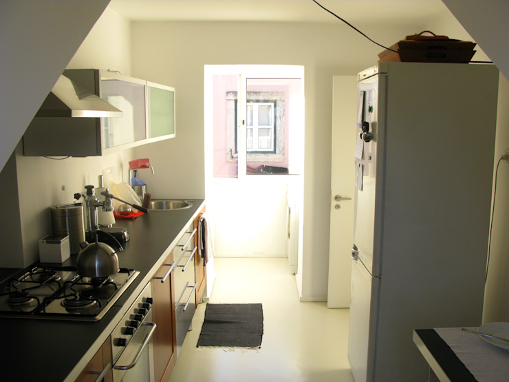 Cozinhas  por homify, Moderno