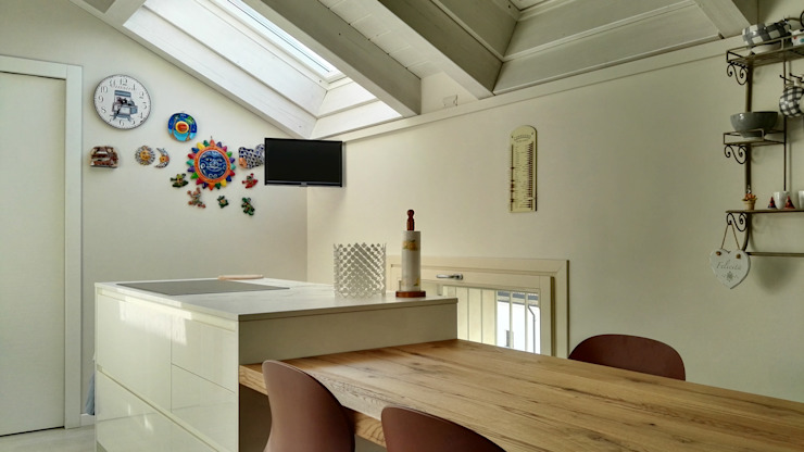 Cucine con Isola e Tavolo: Tipologie e Consigli