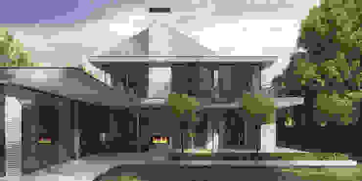 Classic style houses by DENOLDERVLEUGELS Architects & Associates Classic