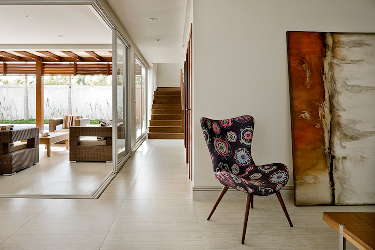 Living room by DG Arquitetura + Design, Modern