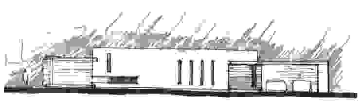 Idea Imagen Casas modernas: Ideas, imágenes y decoración de Poggi Schmit Arquitectura Moderno