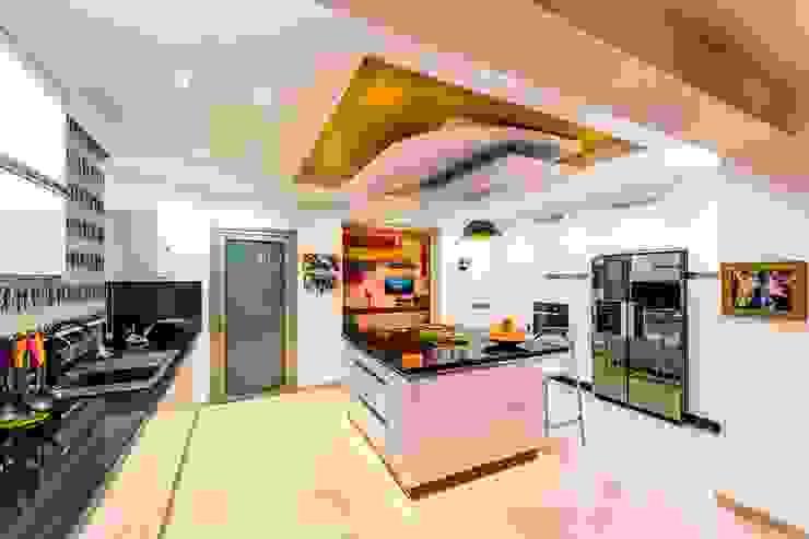 Şölen Üstüner İç mimarlık Modern Kitchen
