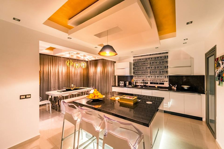 Modern Kitchen by Şölen Üstüner İç mimarlık Modern