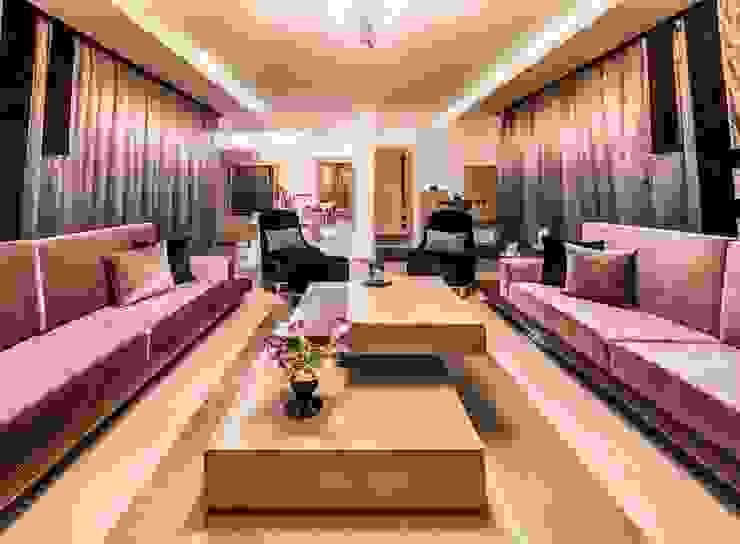 Modern living room by Şölen Üstüner İç mimarlık Modern