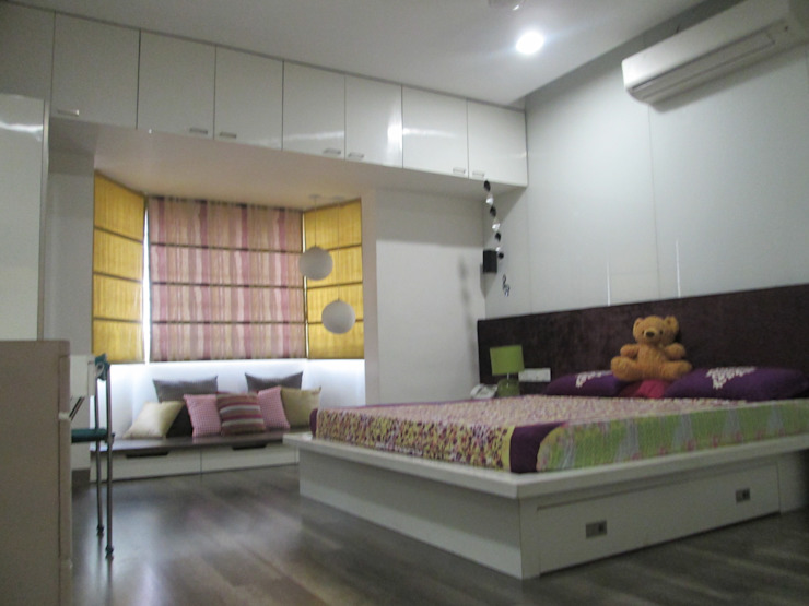 daughter's room after by Uncut Design Lab