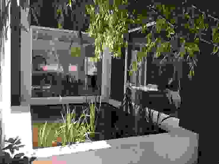 حديقة تنفيذ MFARQ - Tomas Martinez Frugoni Arq