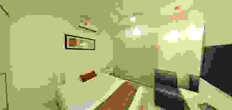 Guest Bedroom: modern  by Uncut Design Lab,Modern