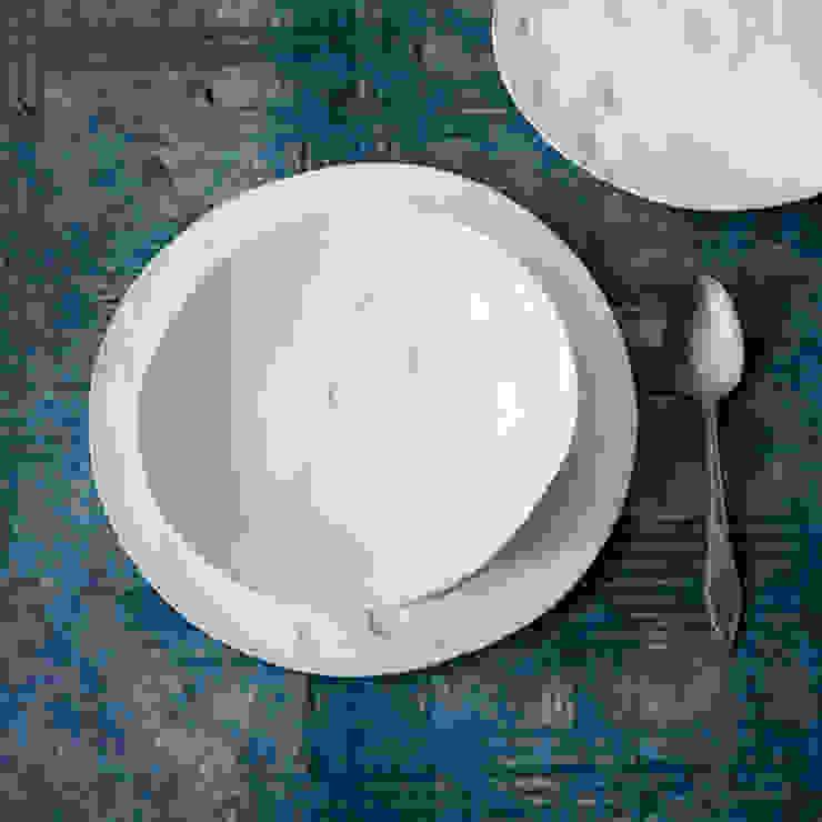 Stamperia Bertozzi Dining roomCrockery & glassware Porcelain White