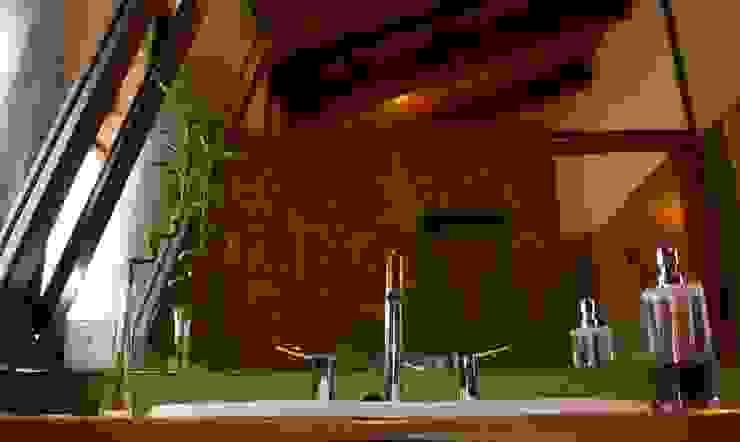 Cocina + Baño: Baños de estilo  por renziravelo,Clásico