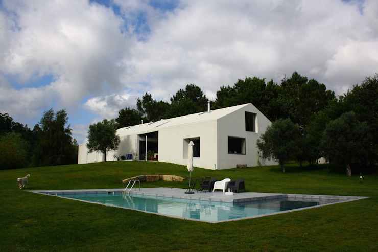 Maisons de style  par homify, Moderne