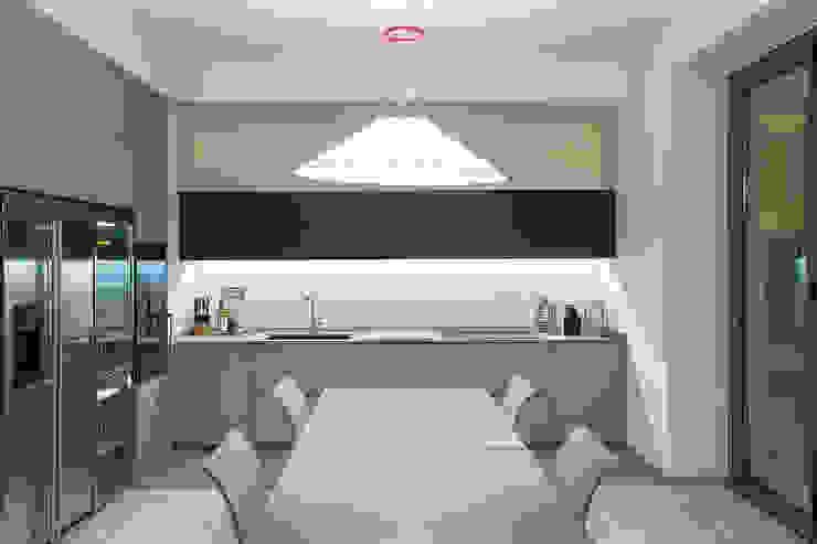 Casas minimalistas por homify Minimalista