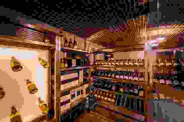 Angelo De Leo Photographer Wine cellar