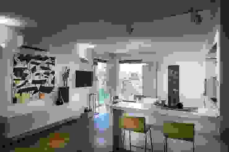 Laboratorio di Progettazione Claudio Criscione Design ห้องครัว