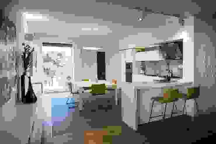 Casa E Laboratorio di Progettazione Claudio Criscione Design Cucina moderna