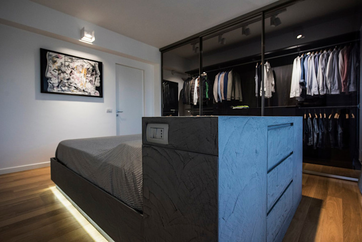 Laboratorio di Progettazione Claudio Criscione Design 臥室