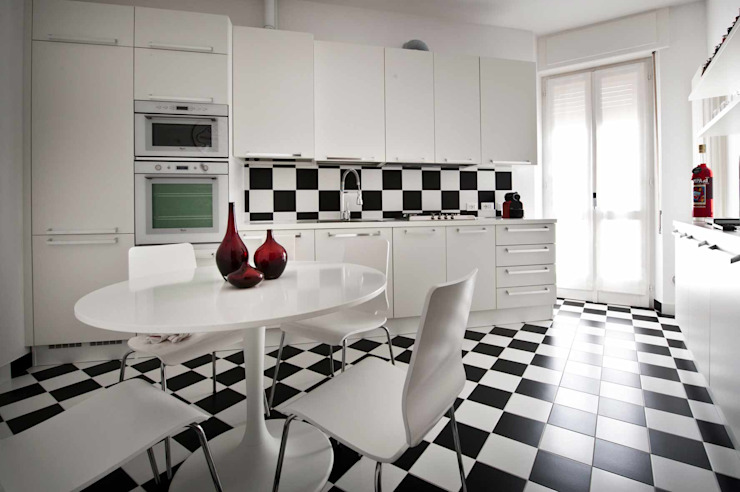 Raffaella Alessandra Calzoni KitchenTables & chairs White