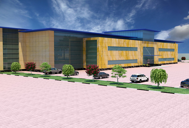 Saudi Groupe by ShahS Archi