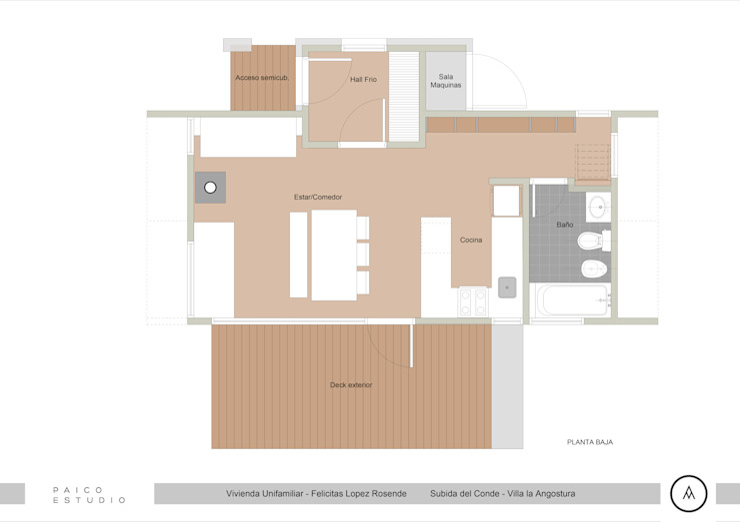 Paico Modern Living Room