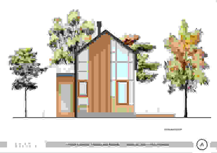 Vista Lateral Paico Casas estilo moderno: ideas, arquitectura e imágenes