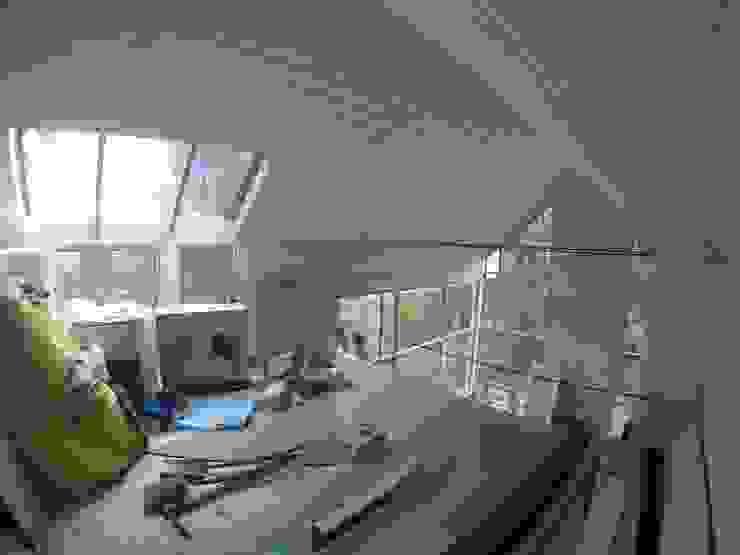 Vista desde altillo Paico Dormitorios de estilo moderno