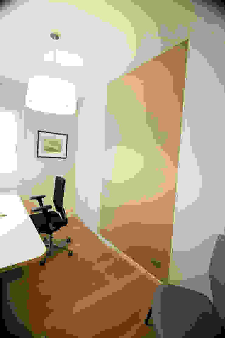 Modern study/office by Studio HAUS Modern