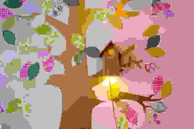 Habitaciones infantiles de estilo  por Espaço Mínimo ,