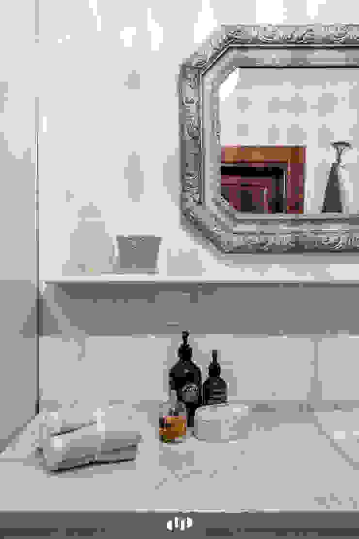 dziurdziaprojekt Salle de bain rustique