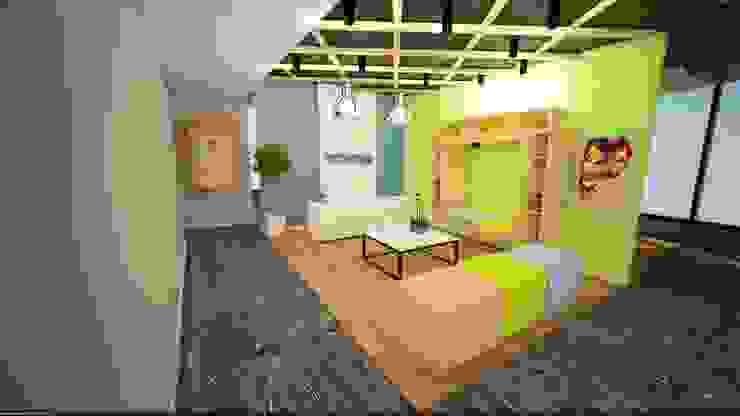 DEKORKUR  Mimarlık  – Çalışmalar:  tarz Oturma Odası,