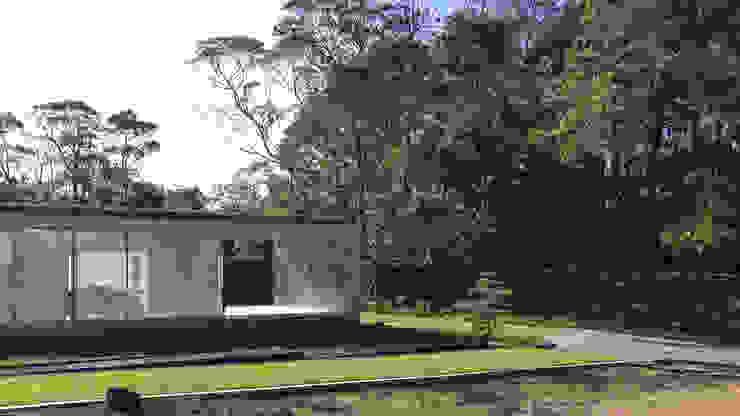 Minimalist house by ARCO mais - arquitectura e construção Minimalist Reinforced concrete