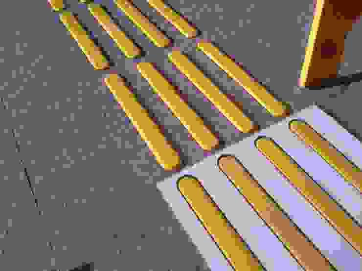Paredes y pisos de estilo industrial de NOUVELLE. | Proje Danışmanlık Industrial