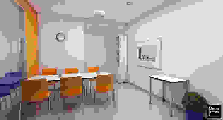 Pepa Navarro Interiorismo Bangunan Kantor Minimalis