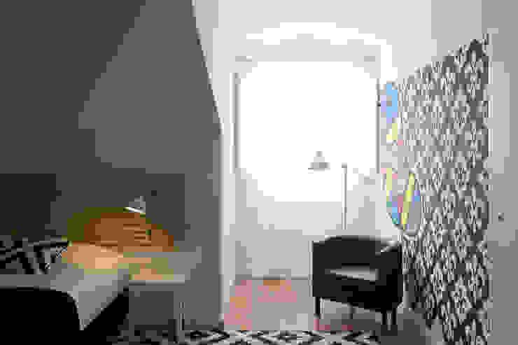 ARCO mais - arquitectura e construção Chambre rustique