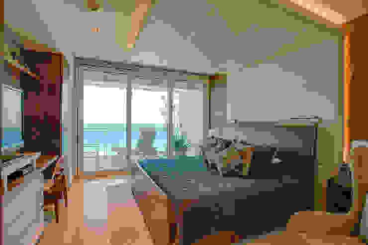 Dormitorios modernos: Ideas, imágenes y decoración de Art.chitecture, Taller de Arquitectura e Interiorismo 📍 Cancún, México. Moderno