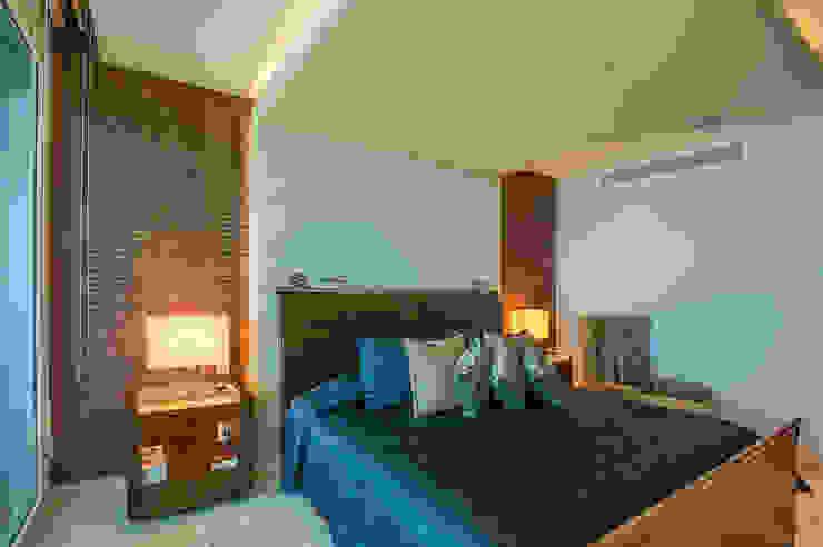 Modern style bedroom by Art.chitecture, Taller de Arquitectura e Interiorismo 📍 Cancún, México. Modern