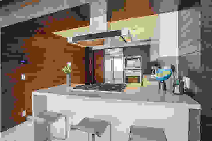 Cozinhas modernas por Art.chitecture, Taller de Arquitectura e Interiorismo 📍 Cancún, México. Moderno