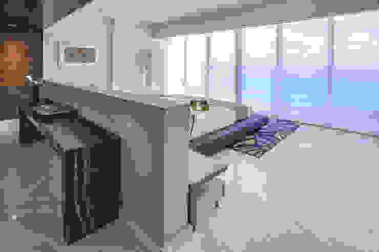 Quartos modernos por Art.chitecture, Taller de Arquitectura e Interiorismo 📍 Cancún, México. Moderno