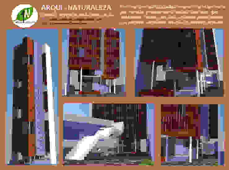 EDIFICIO - CIUDAD de ARQUI - NATURALEZA