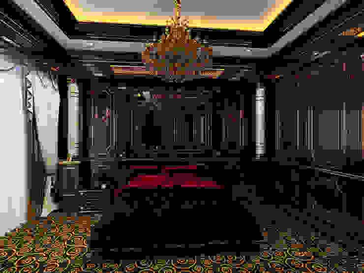 Guest Room Klasik Yatak Odası homify Klasik
