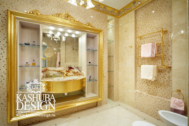 Bathroom by KASHUBA DESIGN