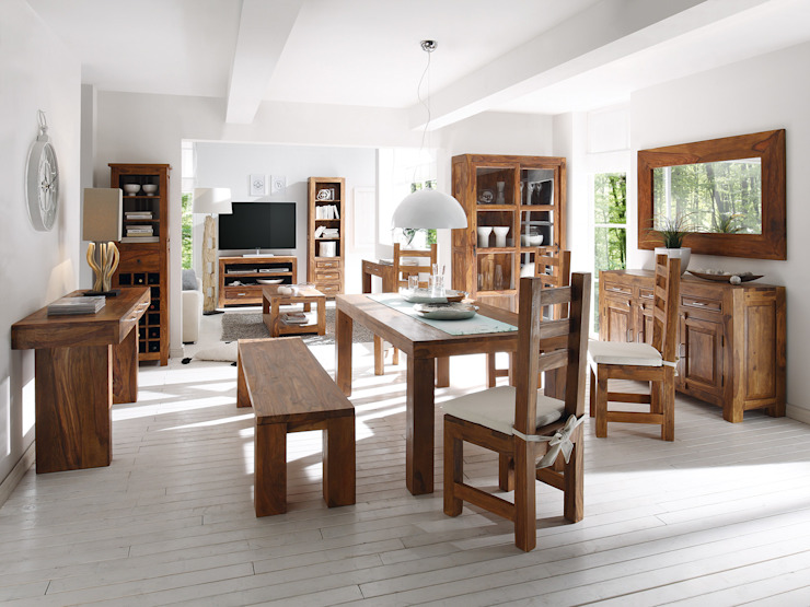 Sunchairs GmbH & Co.KG Living roomCupboards & sideboards Wood Brown