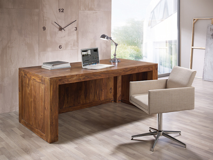 Sunchairs GmbH & Co.KG Study/officeDesks Wood Brown