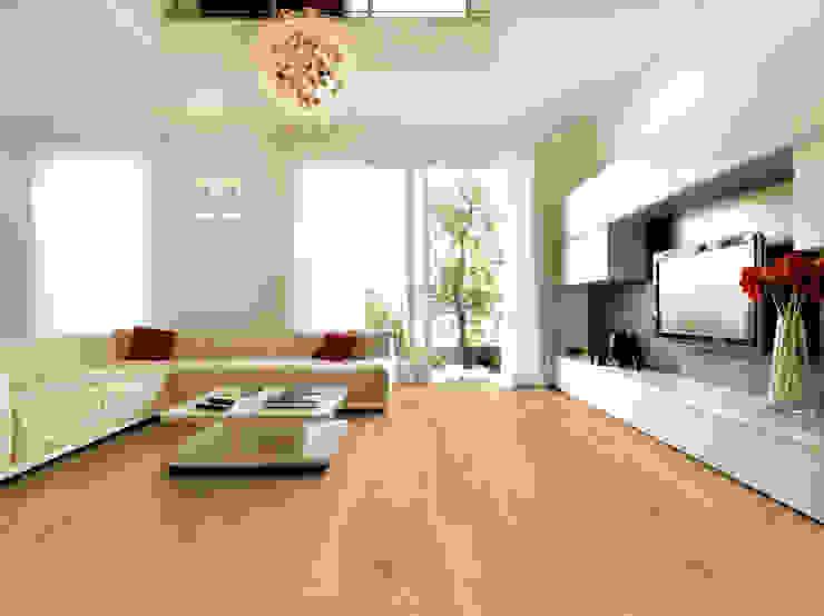 Paredes e pisos modernos por Hain Parkett Moderno